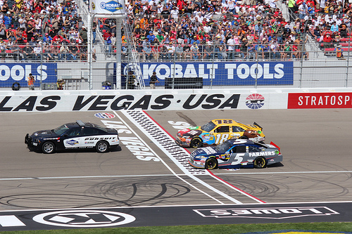 2012 Kobalt Tools 400 in Las Vegas