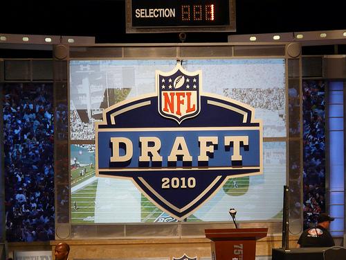 2010 NFL Draft Logo