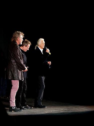 250/366 - Led Zeppelin Celebration Day UK Premier